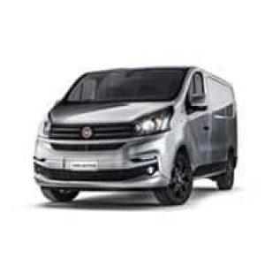 Fiat Talento H1 Starter Set's Aluminium