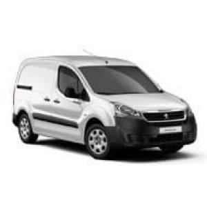 Peugeot Partner Starter Set's Aluminium