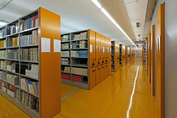 bibliotheksrollregal