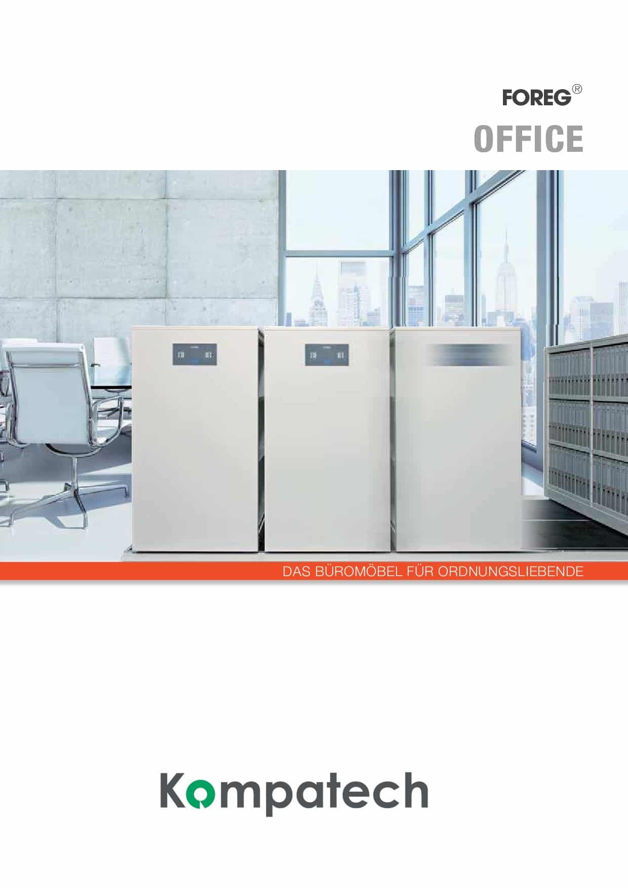 Archiv Rollregal Katalog Foreq Office