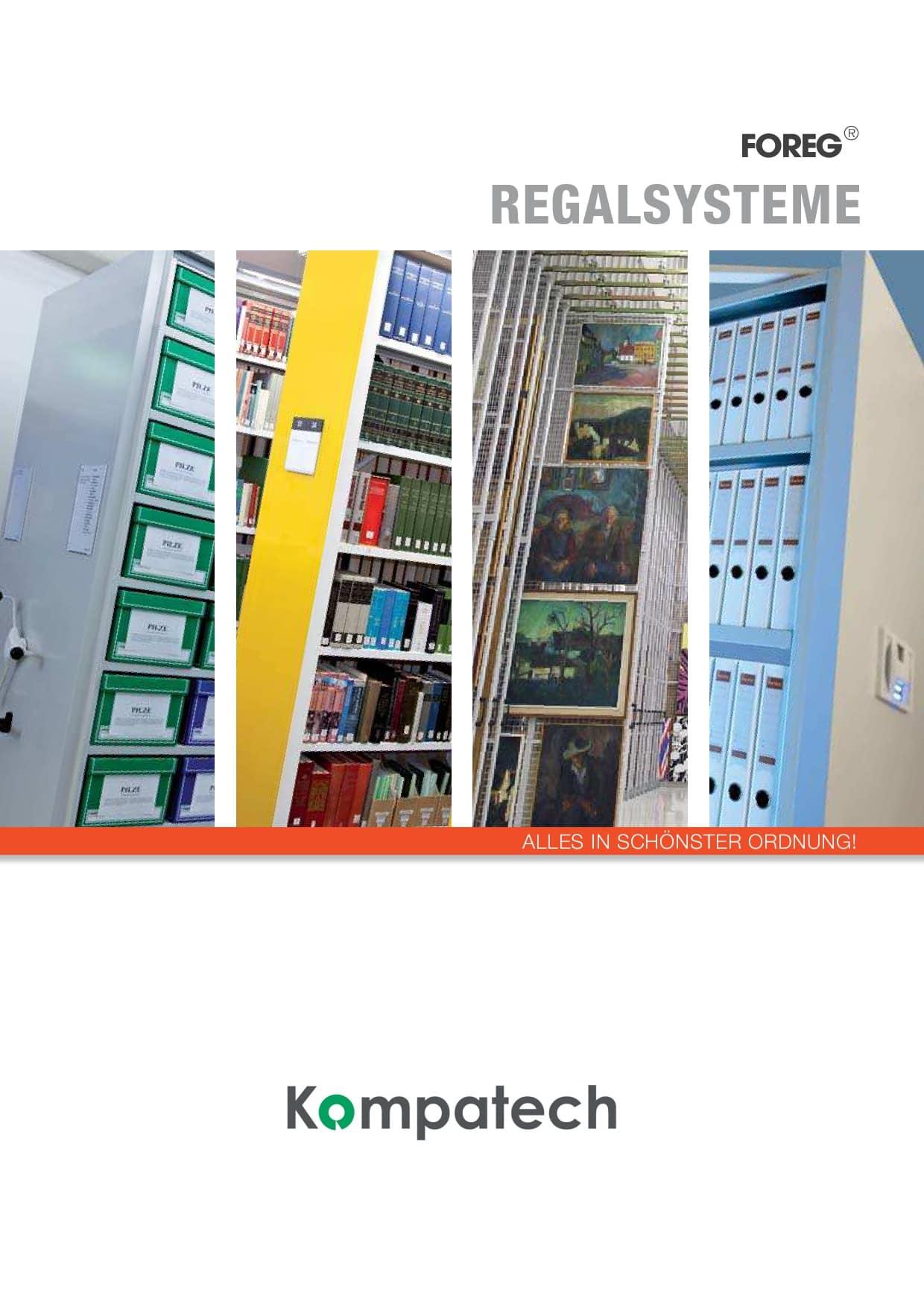 Archiv Rollregal Katalog Foreq